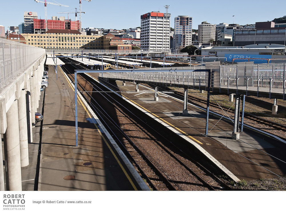 Reflecting Wellington's central position within the national rail network, the Wellington Railway Station has remained New Zealand's busiest terminal.
