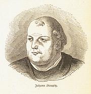 Johann Von Staupitz