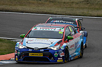 #80 Tom Ingram Speedworks Motorsport Toyota Avensis during BTCC Race 1  as part of the Dunlop MSA British Touring Car Championship - Rockingham 2018 at Rockingham, Corby, Northamptonshire, United Kingdom. August 12 2018. World Copyright Peter Taylor/PSP. Copy of publication required for printed pictures.