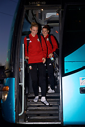 CARDIFF, WALES - Wednesday, January 16, 2019: Wales' captain Sophie Ingle during a training session at Dragon Park ahead of the International Friendly game against Italy. (Pic by David Rawcliffe/Propaganda)