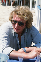 File photo : File photo of French singer and actor Johnny Hallyday (born Jean-Philippe Smet; 15 June 1943) pictured in May 1979 . France's biggest rock star Johnny Hallyday has died from lung cancer, his wife says. He was 74. The singer - real name Jean-Philippe Smet - sold about 100 million records and starred in a number of films. Photo by Calo-MF/ABACAPRESS.COM