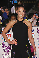 Amanda Byram, The Daily Mirror Pride of Britain Awards 2017, Grosvenor House, London UK, 30 October 2017, Photo by Brett D. Cove