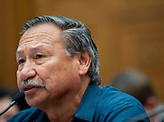 Sep 24, 2010 - Washington, District of Columbia, U.S., - .Arturo Rodriguez, president of United Farm Workers, testified on Capitol Hill Friday about the conditions facing America's undocumented farm workers. Rodriguez  testified before a House Judiciary subcommittee to bring attention to the workers' hardships.  Credit Image: © Pete Marovich/ZUMA Press)