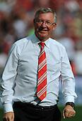 Alex Ferguson retrospective