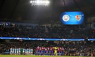 Manchester City v FC Basel - 07 March 2018