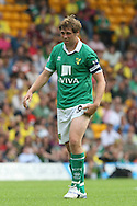 Grant Holt of Norwich during a pre season friendly at Carrow Road Stadium, Norwich...Picture by Paul Chesterton/Focus Images Ltd.  07904 640267.6/8/11
