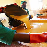 Mali : The making of shea butter