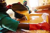 Mali : The making of shea butter