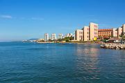 Marina zone, Puerto Vallarta, Jalisco, Mexico