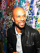 New York, NY- December 21: Recording Hip Hop Artist Common backstage at the Common's Concert of his new Album ' The Dreamer/Believer held at the House of Blues  on December 21, 2011 in Los Angeles, CA. Photo Credit: Terrence Jennings