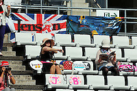 Fans and banners.<br /> Japanese Grand Prix, Friday 3rd October 2014. Suzuka, Japan.