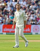 Ben Stokes of England during the International Test Match 2019 match between England and Australia at Edgbaston, Birmingham, United Kingdom on 3 August 2019.
