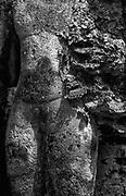 Sculpture detail, Polonnaruwa.