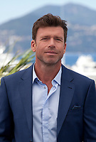Director Director Taylor Sheridan at the Wind River film photo call at the 70th Cannes Film Festival Saturday 20th May 2017, Cannes, France. Photo credit: Doreen Kennedy