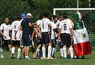 11.07.2006, Kumpula, Helsinki, Finland..HELSINKI CUP 2006.B-17 luokka - 1989 syntyneet.Comude Guadalajara (Meksiko) - Brazil Soccer Team (Brasilia).©Juha Tamminen