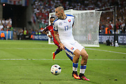 Slovakia Midfielder Marek Hamsik during the Euro 2016 Group B match between Slovakia and England at Stade Geoffroy Guichard, Saint-Etienne, France on 20 June 2016. Photo by Phil Duncan.
