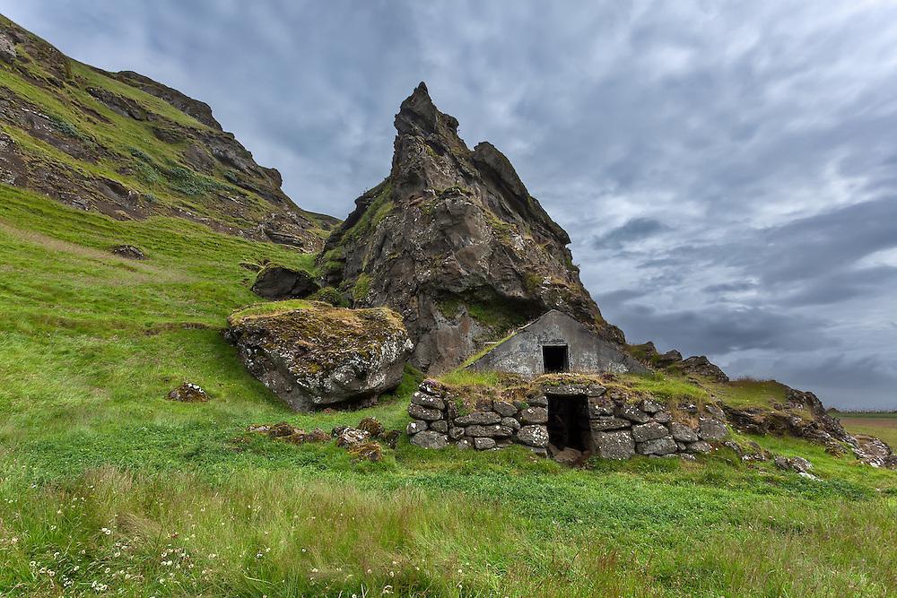 Bilbo's home - Rútshellir