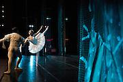 Bay Pointe Ballet performs the Nutcracker at the San Mateo Performing Arts Center in San Mateo, California, on December 14, 2013. (Stan Olszewski/SOSKIphoto)
