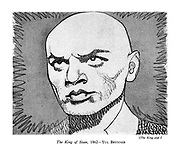 (The King and I) The King of Siam, 1862 - Yul Brynner