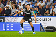 Tom Lawrence of Derby County (10) in action during the EFL Sky Bet Championship match between Huddersfield Town and Derby County at the John Smiths Stadium, Huddersfield, England on 5 August 2019.