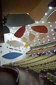 Aula Magna Venezuela Calder