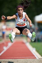 TANRIKULU Dilba, TUR, Long Jump, T46, 2013 IPC Athletics World Championships, Lyon, France