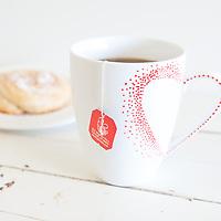 Valentine's mugs