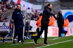 Bristol Rovers manager Ben Garner - Mandatory by-line: Ryan Hiscott/JMP - 05/01/2020 - FOOTBALL - Memorial Stadium - Bristol, England - Bristol Rovers v Coventry City - Emirates FA Cup third round