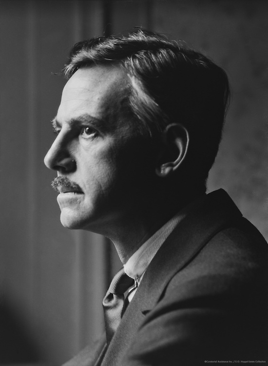 Eugene O'Neil, American Playwright, 1926