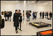 DANIELA SOLYMNI; ( GREEN SHOES )  HYOJUNG AHN, Physical Matter Reality. Andrea Zittel. Sadie Coles Gallery. Kingly st. London. 25 march 2014.