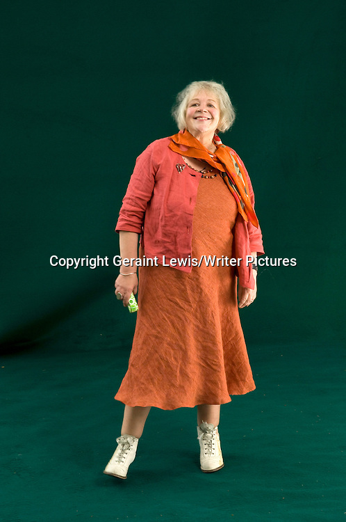 Liz Lochhead<br /> <br /> Copyright Geraint Lewis/Writer Pictures<br /> contact +44 (0)20 822 41564<br /> info@writerpictures.com<br /> www.writerpictures.com