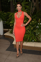 Celebrities attend the Associates For Breast and Prostate Cancer Studies Annual Mothers Day Luncheon held at the Four Seasons Hotel. 10 May 2017 Pictured: Nicole Murphy. Photo credit: David Edwards / MEGA TheMegaAgency.com +1 888 505 6342