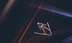 29.09.2018, Energie AG Skisprung Arena, Hinzenbach, AUT, FIS Ski Sprung, Sommer Grand Prix, Hinzenbach, im Bild Piotr Zyla (POL) // Piotr Zyla of Poland during FIS Ski Jumping Summer Grand Prix at the Energie AG Skisprung Arena, Hinzenbach, Austria on 2018/09/29. EXPA Pictures © 2018, PhotoCredit: EXPA/ JFK