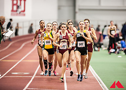 Boston University Scarlet and White Indoor Track & Field: Boston College, Vermont