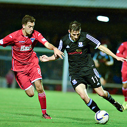 Ayr United v Dunfermline | Scottish League One | 10 October 2014