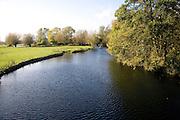 River Stour, Flatford Mill, Suffolk, England
