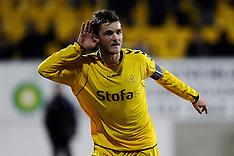 20110307 AC Horsens - OB Superliga fodbold