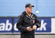 UTRECHT - coach Graham Reid (Adam)  voor de 2e finale van de play-offs om de landtitel tussen de heren van Kampong en Amsterdam  (1-2) . Zondag volgt er een derde en beslissende wedstrijd. COPYRIGHT  KOEN SUYK
