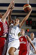 DESCRIZIONE : Porto San Giorgio Torneo Internazionale Basket Femminile Italia Croazia<br /> GIOCATORE : Beatrice Sciacca<br /> SQUADRA : Nazionale Italia Donne<br /> EVENTO : Porto San Giorgio Torneo Internazionale Basket Femminile<br /> GARA : Italia Croazia<br /> DATA : 28/05/2009 <br /> CATEGORIA : tiro<br /> SPORT : Pallacanestro <br /> AUTORE : Agenzia Ciamillo-Castoria/E.Castoria<br /> Galleria : Fip Nazionali 2009<br /> Fotonotizia : Porto San Giorgio Torneo Internazionale Basket Femminile Italia Croazia<br /> Predefinita :
