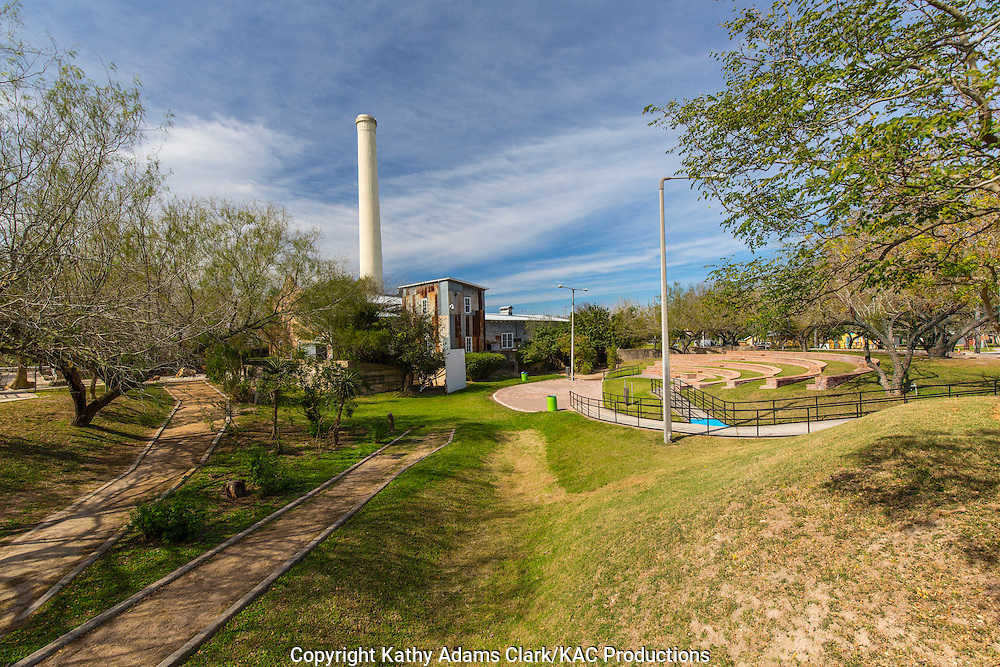 The Old Hidalgo Pumphouse is owned by the city of Hidalgo.  The Pumphouse was opened as a museum and nature center in 1999.