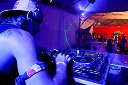 Nil Lumertz no espaço Madam Club do Planeta Atlântida 2013/RS, que acontece nos dias 15 e 16 de fevereiro na SABA, em Atlântida. FOTO: Marcos Nagelstein/Preview.com