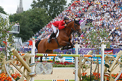 Schwizer Pius (SUI) - Carlina<br /> Olympic Games London 2012<br /> © Dirk Caremans