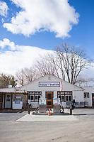 Fields Station near the Steens Mountains in Eastern Oregon.