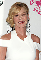 Melanie Griffith arriving for The 2016 Carousel Of Hope Ball held at The Beverly Hilton Hotel, Beverly Hills, Los Angeles, 8th October 2016.