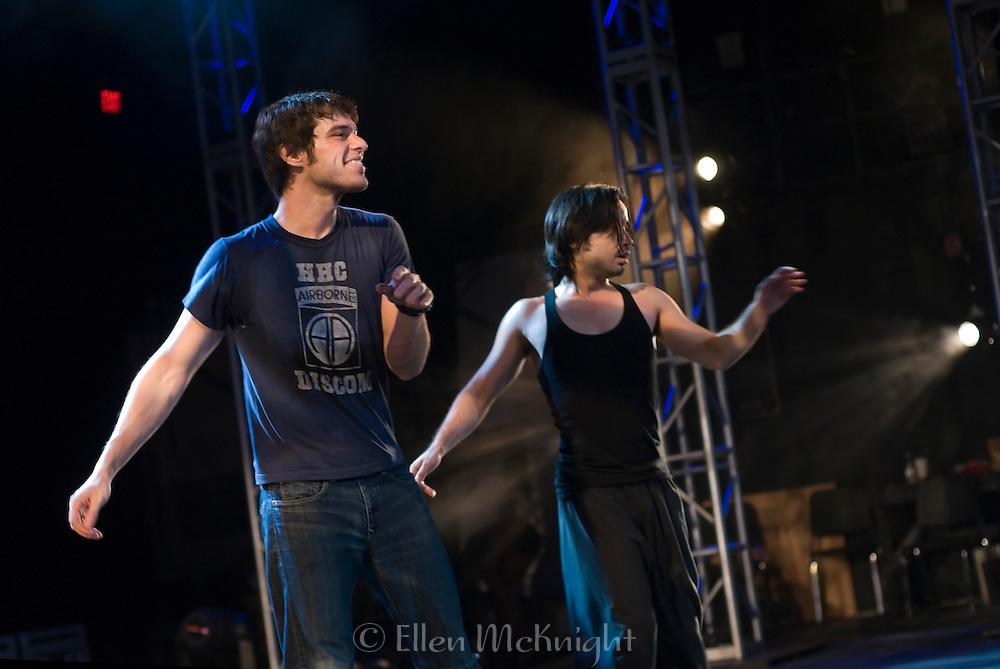 Revolution Dance Perforamance