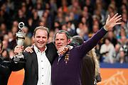 Joop van Uytert en Ad Valk<br /> © DigiShots