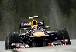 Motorsports / Formula 1: World Championship 2010, GP of Belgium, 06 Mark Webber (AUS, Red Bull Racing),