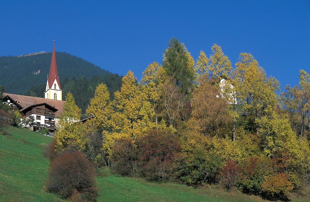 Kappl,Paznautal, Tirol, Austria