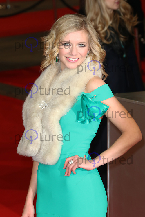 Rachel Riley, EE British Academy Film Awards (BAFTAs), Royal Opera House Covent Garden, London UK, 08 February 2015, Photo by Richard Goldschmidt