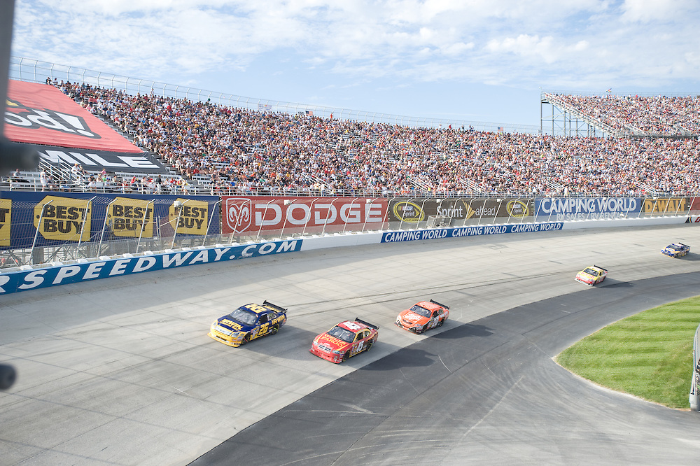 Nascar Race at Dover Speedway